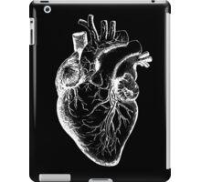 Vintage Anatomy: Anatomical Heart iPad Case/Skin