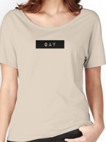 Labeled: Gay Women's Relaxed Fit T-Shirt