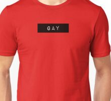 Labeled: Gay Unisex T-Shirt