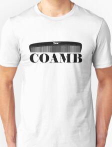 COAMB print- cougar on comb Unisex T-Shirt