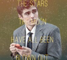 Dave Franco with Quotes [1] Sticker