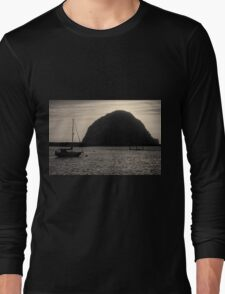 Morro Bay I Toned Long Sleeve T-Shirt