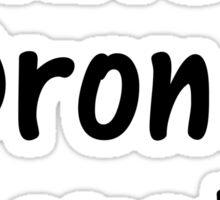 Amateur Drone Operator Sticker