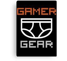 Gamer Gear Canvas Print