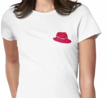 Fight like an Agent Womens Fitted T-Shirt