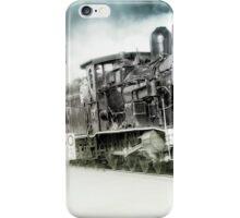 Full steam ahead iPhone Case/Skin