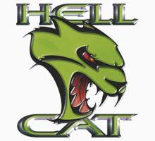 Hellcat Head - Sublime Kids Tee