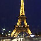 Tour d'Eiffel by Elena J