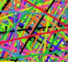 Colour Coverage Sticker