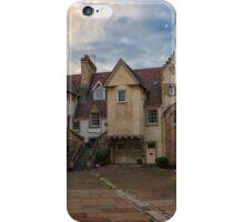 White Horse Close, The Royal Mile Edinburgh iPhone Case/Skin