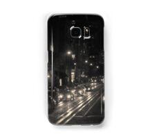 San Francisco Night I Toned Samsung Galaxy Case/Skin