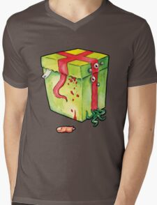Gift Mimic Mens V-Neck T-Shirt