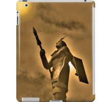Inca King Huayna Capac Appeals To The Sun God iPad Case/Skin