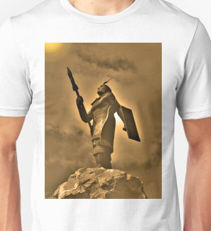 Inca King Huayna Capac Appeals To The Sun God Unisex T-Shirt