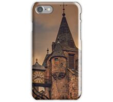 Canongate Tolbooth: The Royal Mile, Edinburgh iPhone Case/Skin