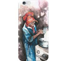 Grammy Sallie iPhone Case/Skin