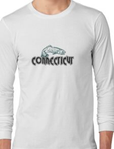 FISH CONNETICUT VINTAGE LOGO Long Sleeve T-Shirt