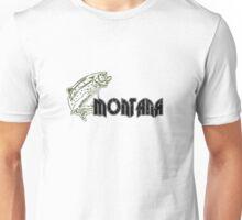 FISH MONTANA VINTAGE LOGO Unisex T-Shirt