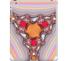 O'Keeffe Fractal iPad Case/Skin