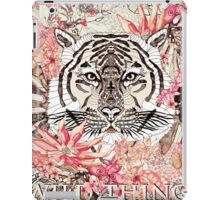 WILD THING VINTAGE iPad Case/Skin