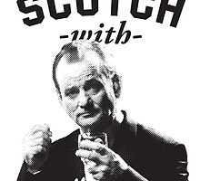 Drinking Scotch With Bill Murray by Colin Donegan