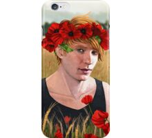 -Poppies- iPhone Case/Skin