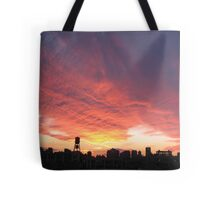 Brooklyn Sundown Tote Bag