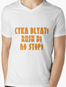 CS:GO RUSH B! Mens V-Neck T-Shirt