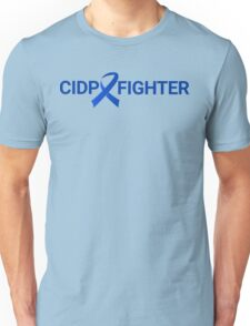 CIDP Fighter - Constant Fight - CIDP Awareness Unisex T-Shirt