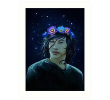 -Water Lilies- Art Print