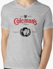 Chris Coleman Mens V-Neck T-Shirt