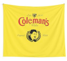 Chris Coleman Wall Tapestry