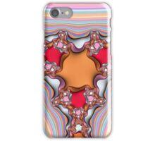 O'Keeffe Fractal iPhone Case/Skin