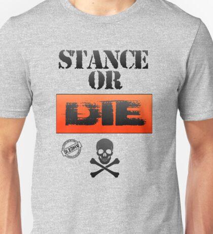DLEDMV - Stance or Die T-Shirt