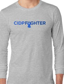 CIDP Fighter - Champ - CIDP Awareness Long Sleeve T-Shirt