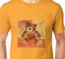 Teddy bear with a bow Unisex T-Shirt