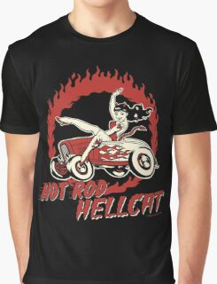 Hot Rod Hellcat Graphic T-Shirt