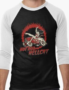Hot Rod Hellcat Men's Baseball ¾ T-Shirt