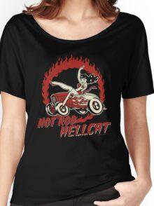 Hot Rod Hellcat Women's Relaxed Fit T-Shirt