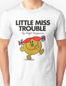 Little Miss Trouble Unisex T-Shirt