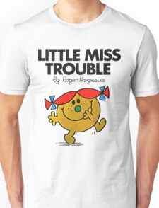 Little Miss Trouble Unisex T-Shirt