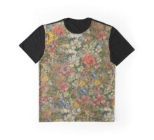 Pretty Odd Inspired Flowers Graphic T-Shirt