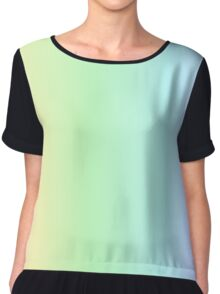Gradient Colors  Chiffon Top