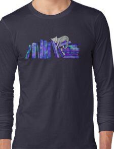 Literary Naps  Long Sleeve T-Shirt