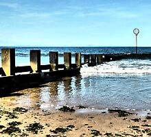 Portobello Beach by ©The Creative  Minds