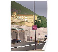 Gibraltar Scene 2 Poster