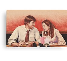 Best Dundies Ever Canvas Print