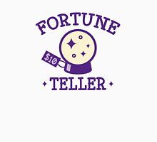Fortune Teller Womens Fitted T-Shirt