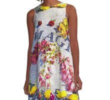 nyc (five) A-Line Dress