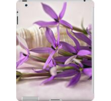 Shell And Flower Beauty iPad Case/Skin